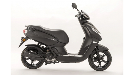 Brame Sports - 50cc PEUGEOT Kisbee Black Edition 50cc