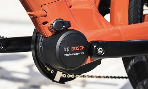 motorisations Bosch Active Plus ou Performance
