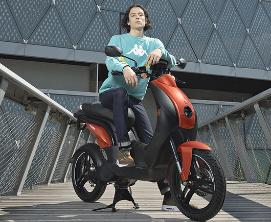 Brame Sports Scooters Electrique