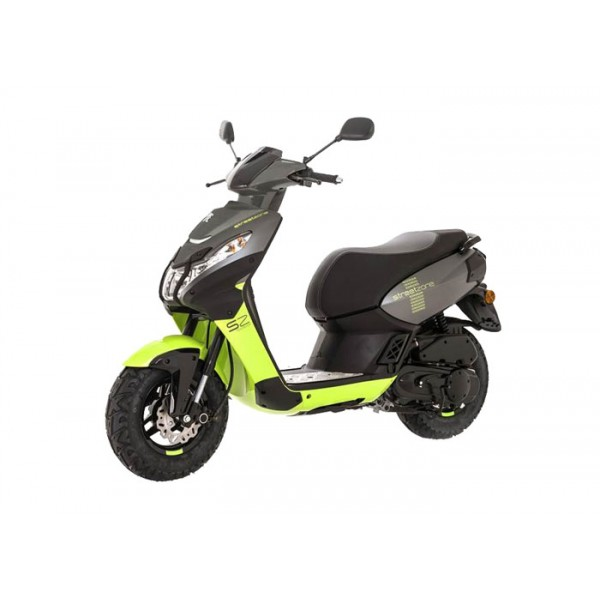 Brame Sports - 50cc PEUGEOT Streetzone 2T 10'' Basic 50cc