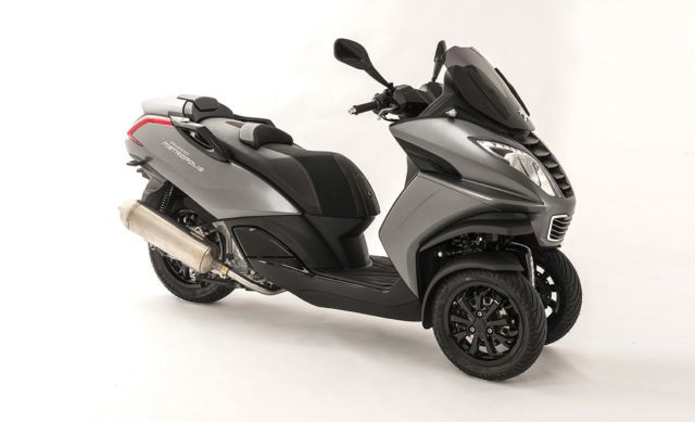 Brame Sports - 3 roues PEUGEOT Metropolis Access 12' SBC