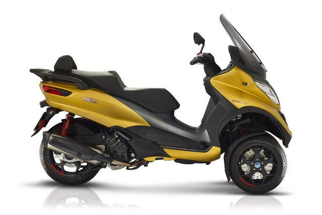 Brame Sports - 3 roues PIAGGIO MP3 HPE Sport Advanced 500