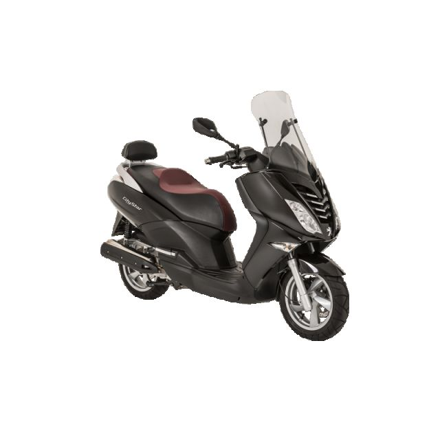 Brame Sports - 125cc / 3 roues PEUGEOT Citystar Smartmotion Active SBC 125cc