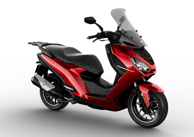 Brame Sports - 125cc PEUGEOT Pulsion Allure ABS 125cc