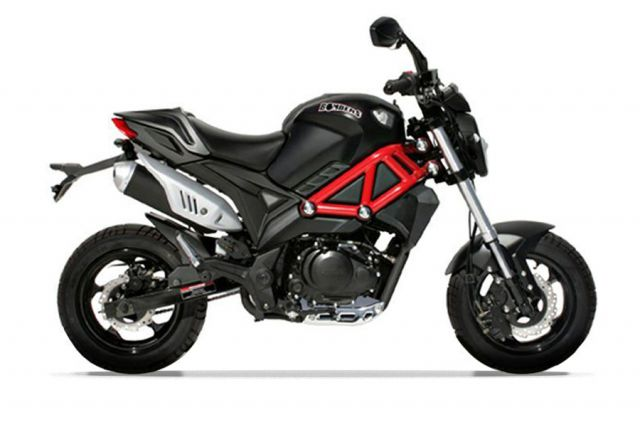 Brame Sports - 125cc MAGPOWER Bombers 125cc