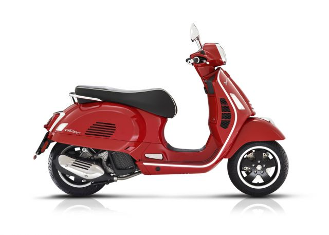 Brame Sports - 125cc VESPA GTS Super 125cc