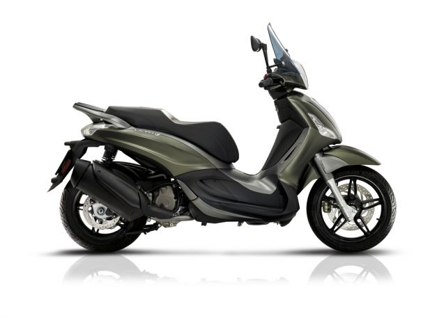Brame Sports - Maxi-scooters PIAGGIO Beverly S 350