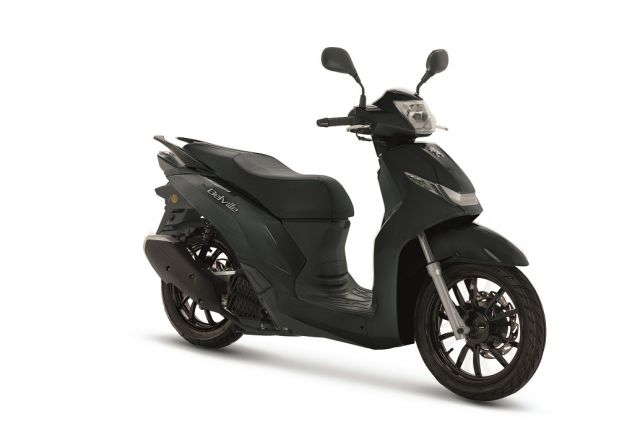 Brame Sports - 125cc / 3 roues PEUGEOT Belville Active ABS 125cc