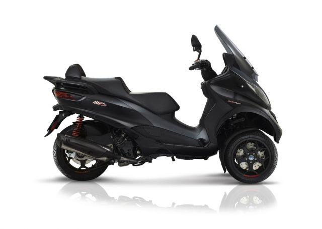 Brame Sports - 3 roues PIAGGIO MP3 HPE Sport 500