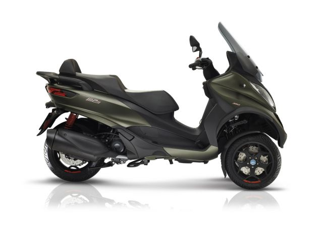 Brame Sports - 3 roues PIAGGIO MP3  350