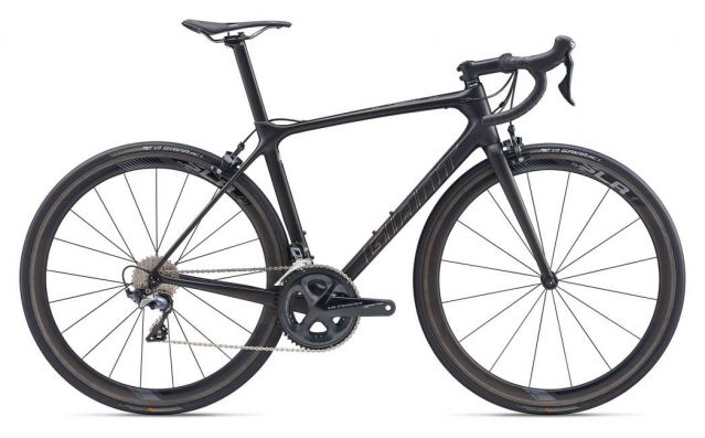 Brame Sports - Vélo de course GIANT TCR Advanced 1 Pro