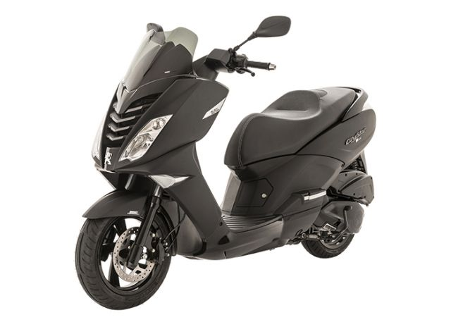 Brame Sports - 50cc PEUGEOT Citystar Black Edition 50cc