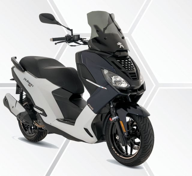 Brame Sports - 125cc PEUGEOT Pulsion RS ABS 125cc