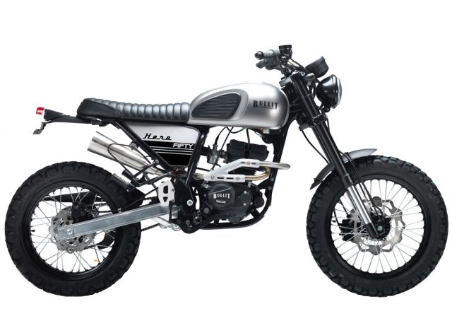 Brame Sports - 50cc BULLIT Hero 50cc