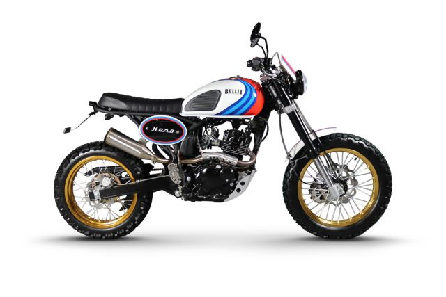 Brame Sports - 125cc BULLIT Hero 125 cc