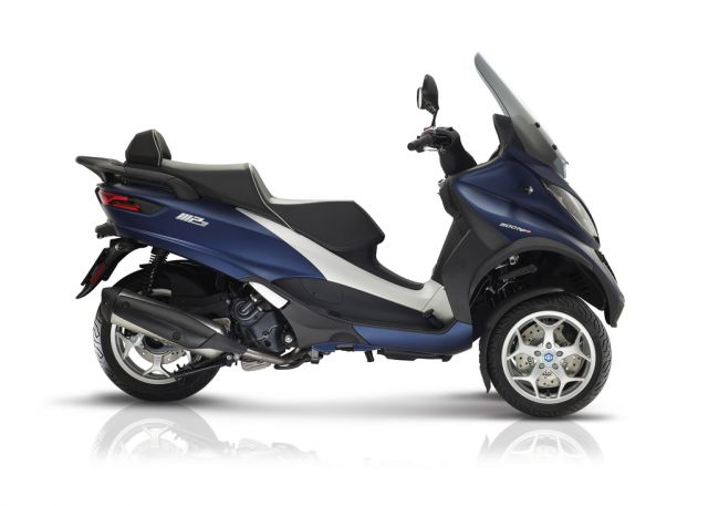 Brame Sports - 3 roues PIAGGIO MP3 HPE Business 500