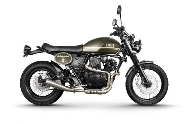Brame Sports - 125cc BULLIT Bluroc 250