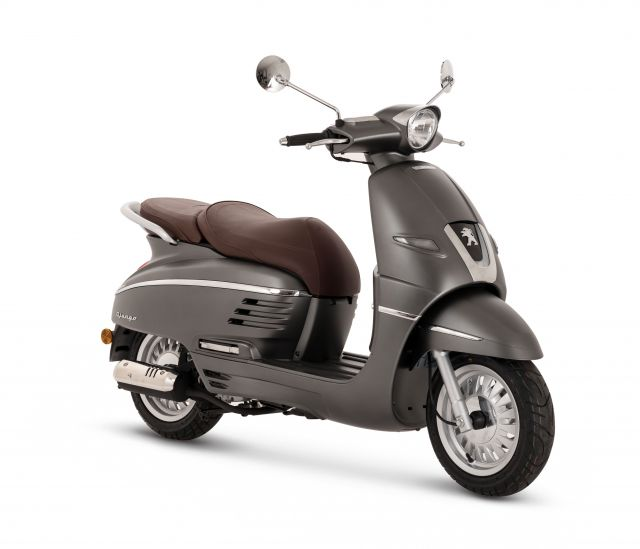 Brame Sports - 125cc / 3 roues PEUGEOT Django ABS Mad Grey 125cc
