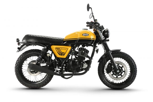 Brame Sports - 125cc BULLIT Bluroc 125